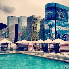 Photo taken at Planet Hollywood Resort & Casino by Luis A. on 12/19/2012
