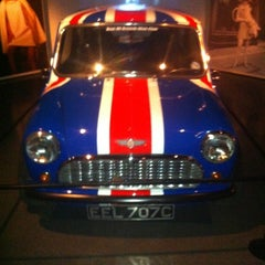 Photo taken at London Film Museum by Sam C. on 1/5/2013