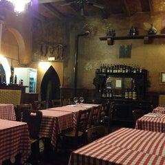 Photo taken at Taverna Moriggi by Luca R. on 2/13/2014