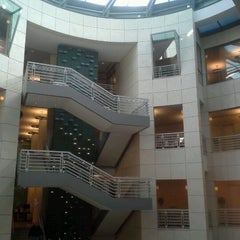 Photo taken at San Francisco Public Library - Main Library by Mindy L. on 11/11/2012