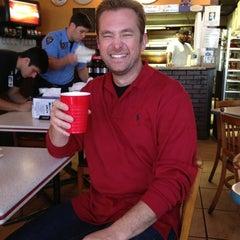 Photo taken at Brooklyn Pizzeria by Elizabeth I. on 11/5/2012