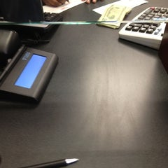 Photo taken at 1st Mariner Bank by Nick R. on 11/6/2012