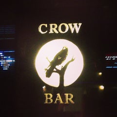 Photo taken at Crow Bar by Benjamin S. on 3/14/2013