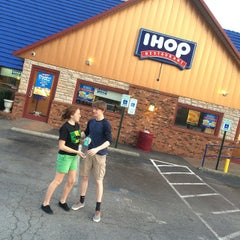 Photo taken at IHOP by Christopher G. on 4/3/2015