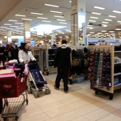 Photo taken at Century 21 Department Store by Carlos L. on 12/30/2012