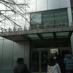 Photo taken at New York Public Library - Schomburg Center for Research in Black Culture by Monete J. on 11/30/2012