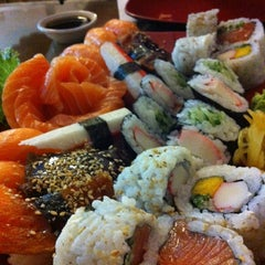 Photo taken at Nihon Sushi by Yu A. on 1/31/2013
