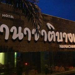 Photo taken at โรงแรมนานาชาติบางแสน by @iPhonnn on 1/31/2013