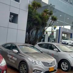 Photo taken at Hyundai Colombia Automotriz by Flanagan D. on 7/3/2015