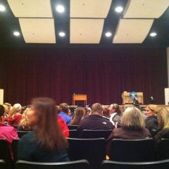 Photo taken at Algonquin Regional High School by Jennifer W. on 12/6/2012