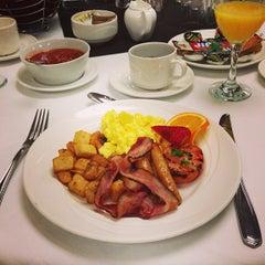 Photo taken at Delta Winnipeg Hotel by Hiro S. on 3/17/2013