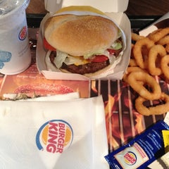 Photo taken at Burger King by Hans S. on 12/22/2012