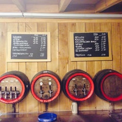Photo taken at Brauereischenke Kastaniengarten by Dmitry K. on 7/21/2013