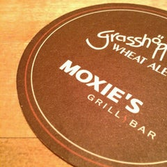 Photo taken at Moxie's Classic Grill by Frank F. on 12/1/2012