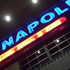 Photo taken at Little Napoli Italian Cuisine by Little Napoli Italian Grill & Bar on 8/1/2015