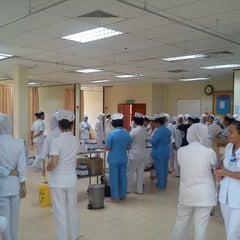 Photo taken at Kolej Sains Kesihatan Bersekutu by Elvyra M. on 9/20/2013