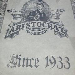 Photo taken at Aristocrat Pub & Restaurant by Ann J. on 5/27/2013