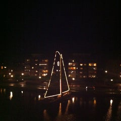 Photo taken at Kiryat Onoplein Drachten by Erik v. on 12/26/2012