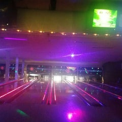 Photo taken at Paradise Lanes by Gregory C. on 4/2/2016