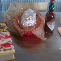 Photo taken at Chipotle Mexican Grill by Brent M. on 5/8/2013