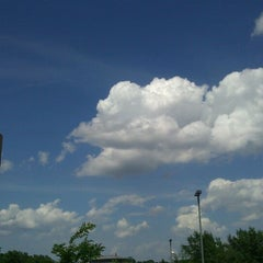 Photo taken at Crescent Ridge Parking Lot by Brent M. on 6/19/2013