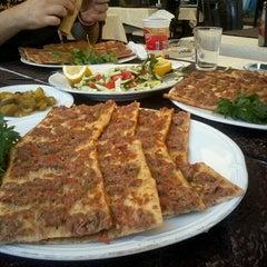 Photo taken at Konya Evi Pide Salonu by Belgin G. on 5/28/2013