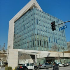 Photo taken at LAPD Headquarters by Michael M. on 2/11/2013