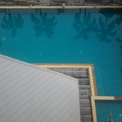 Photo taken at โรมแรมวราวรรณรีสอร์ท by OaT T. on 10/9/2012