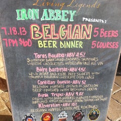 Photo taken at Iron Abbey by Rich M. on 7/18/2013