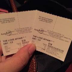 Photo taken at Greenbelt 1 Cinemas by Bei D. on 8/24/2015