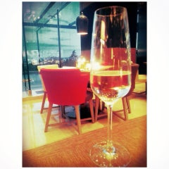Photo taken at Cafe Swiss by Özge K. on 6/26/2015