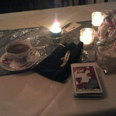 Photo taken at Teaberry's Tea Room by Amber L. on 10/26/2012