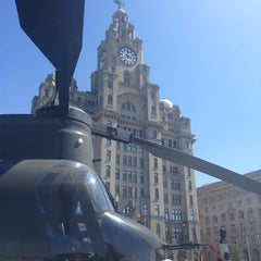 Photo taken at Pier Head by Heather R. on 5/25/2013