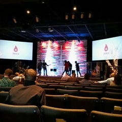 Photo taken at CrossPointe Church by Teri Y. on 12/20/2015