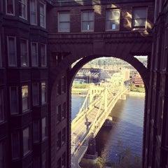Photo taken at Renaissance Pittsburgh Hotel by Biz T. on 10/10/2015