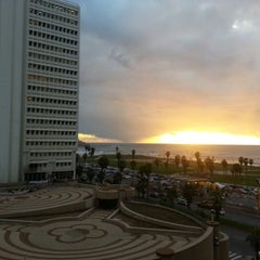 Photo taken at Dan Panorama Tel Aviv (דן פנורמה) by Ladislav C. on 11/12/2012