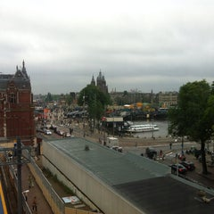 Photo taken at ibis Amsterdam Centre by Maria R. on 6/21/2013