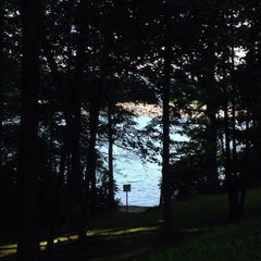 Photo taken at Lake Glenville by Carrie B. on 8/14/2014