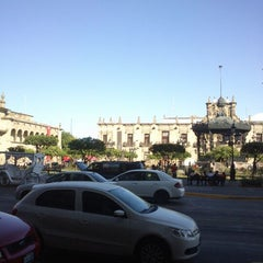 Photo taken at Poder Legislativo del Estado de Jalisco by Juan Carlos V. on 12/5/2012