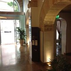 Photo taken at Hotel Ucciardhome Palermo by Beata Z. on 11/16/2012