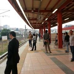 Photo taken at Esenler Metro İstasyonu by FURKAN Ö. on 6/12/2013