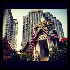 Photo taken at Century Park Hotel by Natasha E. on 12/15/2012