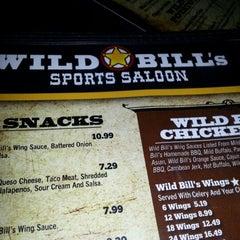 Photo taken at Wild Bill's Sports Saloon by Brady M. on 1/27/2013