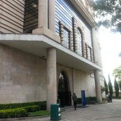 """Photo taken at Biblioteca - """"El Rey"""" by Federico S. on 11/15/2012"""