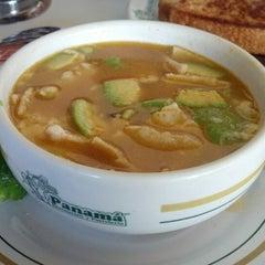 Photo taken at Panama Restaurant y Pasteleria by Tania E. on 3/3/2014