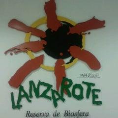 Photo taken at Terminal 2 Aeropuerto de Lanzarote (ACE) by Antonio V. on 11/8/2012