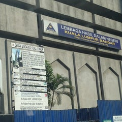 Photo taken at Inland Revenue Board (LHDN) by Leong Y. on 3/15/2013