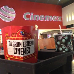 Photo taken at Cinemex by Germán L. on 3/13/2013