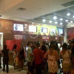 Photo taken at Cinesystem by Ana Paula F. on 11/19/2012