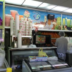 Photo taken at Helados QBE by Carlos F. on 4/13/2013